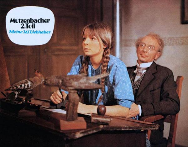 Josefine Mutzenbacher 2. Teil - Meine 365 Liebhaber